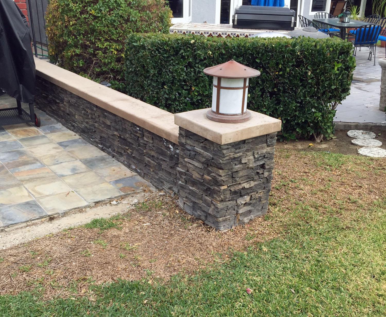 Decorative Concrete Blocks & Walls in Orange County, CA